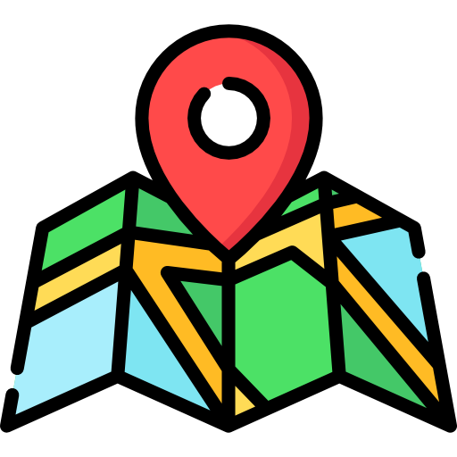 Pin on a map